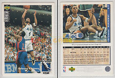 NBA UPPER DECK 1994 COLLECTOR'S CHOICE - Anfernee Hardaway # 1 - Ita/Eng- NM