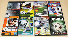 8 PC SPIELE SAMMLUNG FUSSBALL MANAGER ANSTOSS 4 TRAINER fifa football (13 14) 3