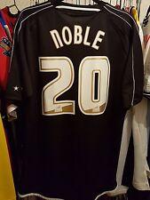 Ipswich Football Shirt Noble 20 2006/07 Third Shirt Large West Ham