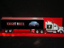 Knight Rider Custom Kenworth W900 Truck Kitt Car 1/43 Movie TV series
