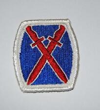 US Aufnäher Patch 10th DIVISION Abzeichen Vietnam Uniform WK2 WW2