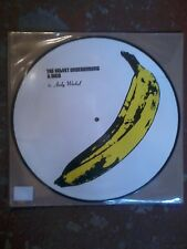 Velvet Underground & Nico by Andy Warhol - Picture Disc LP banana cover - NEW