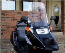 "HONDA CN250 HELIX  20"" TALL 13"" WIDE CLEAR REPLACEMENT WINDSHIELD"