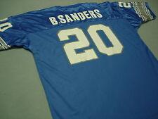 Vintage BARRY SANDERS DETROIT LIONS Jersey 52 XL Perfect ! Champion
