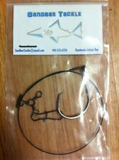 Saltwater Shark Rig, 9/0 Surf Or Bay Fishing Rig