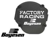 Boyesen Ignition Cover Black Kawasaki KX250 KX 250 05-07