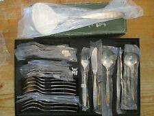 WMF NEU RIO 90 Silber 6 Personen 32 tlg Note 1 Suppenkelle Sahnelöffel in Folie