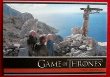 GAME OF THRONES - Season 4 - Card #02- TWO SWORDS B - Rittenhouse 2015