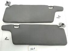 88-91 Honda CRX EDM OEM EE8 ED9 sun visor visors set