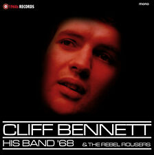 CLIFF BENNETT His Band '68 & Rebel Rousers Vinyl LP