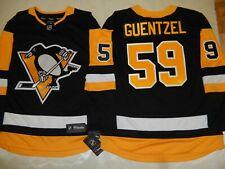 "0117 Mens Pittsburgh Penguins JAKE GUENTZEL ""BREAKAWAY"" HOCKEY JERSEY New"