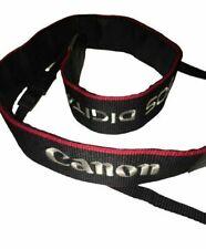 """CANON EOS Digital CAMERA NECK STRAP  Soft Model  1 1/2"""" Wide"""