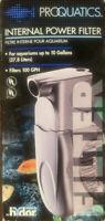 Aquarium Hydor ProQuatics Power Filter Pump 10 Gallon Tank 100 GPH New Open Box