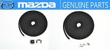 MAZDA RX-7 FD3S Genuine Front & Rear Glass Windshield Dam Seal set