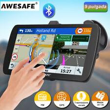 """Awesafe 9""""Coche e Camion GPS Navegador con 8GB Europa Mapa con Bluetooth"""