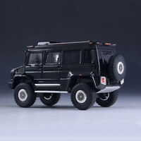 GLM 1/64 Mercedes-Benz Unimog U5000 SUV  Diecast Car Model Toy
