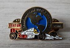 PINS BADGE COLLECTION F1 SENNA CHAMPION 1988 1990 1991 MCLAREN