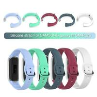 Replacement Silicone Sport Watch Strap Wrist Band for Samsung Galaxy Fit SM-R370