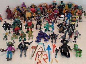 TMNT Teenage Mutant Ninja Turtles Lot (58)