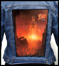 DIO - The Last in Line --- Giant Backpatch Back Patch