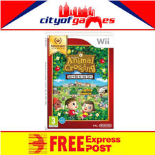 Animal Crossing Let's Go To The City Nintendo Selects Wii New Free Express Post