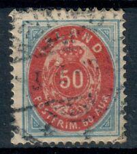 Iceland  50 aur Facit # 18. Used