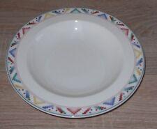 Suppenteller d=23cm von Villeroy & Boch Indian Look V&B mehr verfügbar