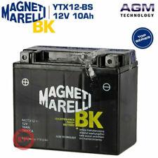 Batterie Magneti Marelli per moto per 10 Ah