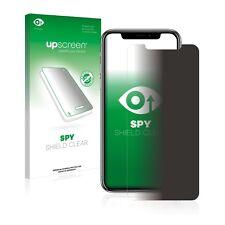upscreen Blickschutzfolie für Apple iPhone X / Xs Sichtschutz Folie