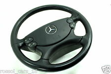Mercedes E320 CDI W211 Lenkrad Lederlenkrad Schaltwippen A2194602903 8-1-2