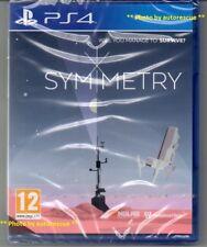 """Simetría """"Nuevo y sellado"""" * PS4 (cuatro) *"""