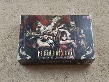 Resident Evil Deck Building Game - Base Set Original + Bonus Cards - Complete
