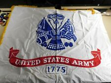 United States Army 1775 Flag Us Military 5 1/2 Ft x 4 1/2 Ft flag pole size New