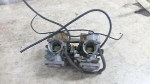 76 Kawasaki KZ750 KZ 750 B Twin Carburetors Carbs
