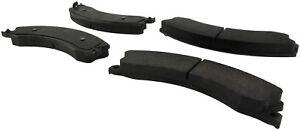Disc Brake Pad Set fits 2012-2019 Nissan NV1500,NV2500,NV3500 Titan XD  CENTRIC