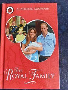Royal Family Souviener Book