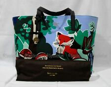 Kate Spade PXRU6098 Blaze A Trail Large Ryan FOX Tote Bag INTO The WOODS NWT