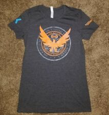 Tom Clancy's The Division 2 E3 2018 Booth *EXCLUSIVE* T-shirt Women's fitted Tee