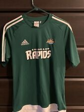 Colorado Rapids Rare Green Adidas Jersey Size M #33