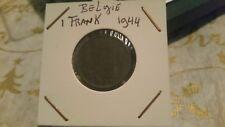 Belgium 1944 1 Frank coin