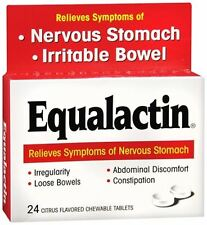 Equalactin Chewable Tablets 24 Tablets (Pack of 4)