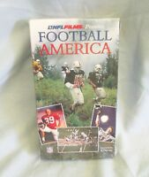 NFL Films: Football America 1996, VHS Video Tape New, Factory Sealed, J C Penney