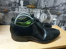 OLIVER SWEENEY Mens Leather Black Shoes Size 11/45