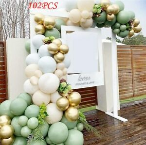 Balloon Arch Kit Set Garland Holidays Baby Shower Balloons Wedding Party Decor