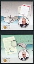 More details for mali 2016 mnh nobel prize winners economics oliver hart 2x 1v s/s stamps