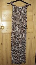 Marks and Spencers Animal Print Dress Size 8