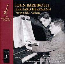 John Barbirolli &NY Phil Orc - Moby Dick Cantata [New CD] UK - Import