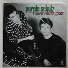 Purple Schulz - Herz Voller Gold, German Single 1988