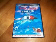 THE PERFECT STORM RESCUES Coast Guard Rescue Swimmers Storms CG DVD SEALED NEW