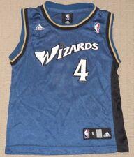 NBA Vintage Washington Wizards Antawn Jamison Jersey Youth Boys S Small 8 Adidas